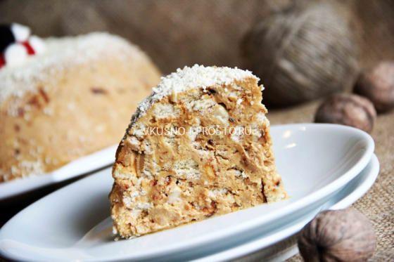 Самый вкусный и простой торт без выпечки. Вот так нескромно :) Да,  он еще и самый красивый!