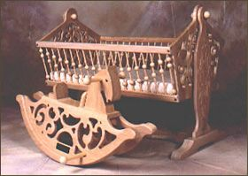 victorian babies | Browse through our site for a Wooden Baby Cradle or Wooden Rocking ...