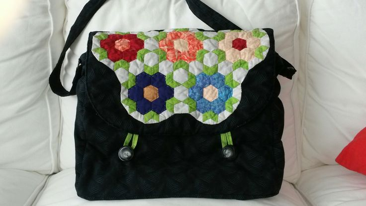 Grandma's schoolbag