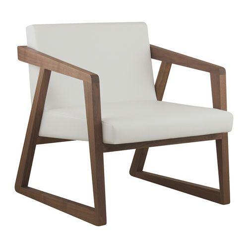 Современное кресло / деревянное / салазки LEONORA LOUNGE CMcadeiras