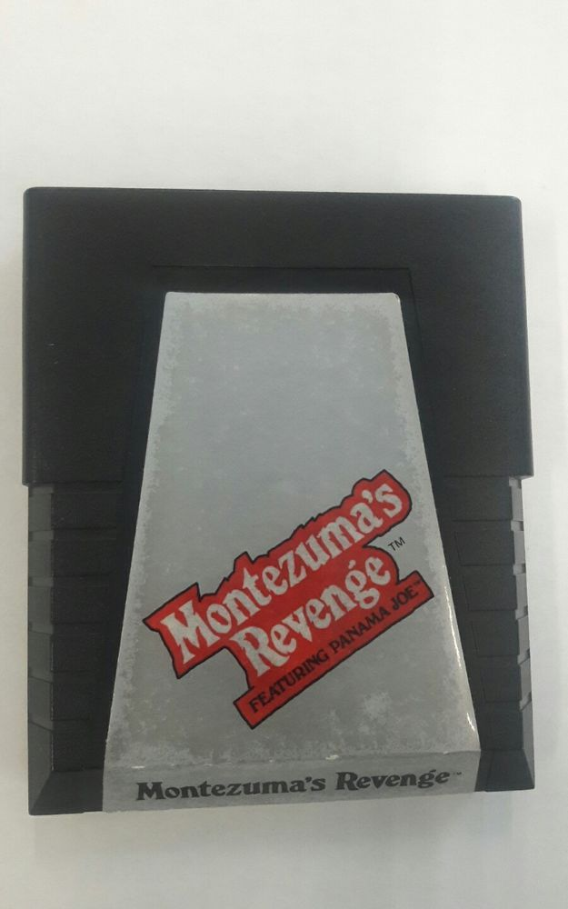 Montezuma's Revenge - Parker Brothers - Coleco - Colecovision - Cartridge only | Video Games & Consoles, Video Games | eBay!