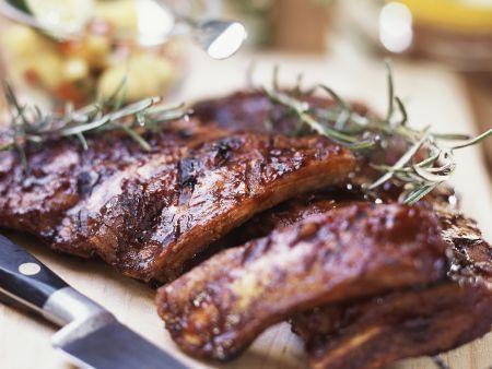 Kennen Sie schon die Barbecue-Rezepte von EAT SMARTER? Wenn nicht, dann wird es aber höchste Zeit.