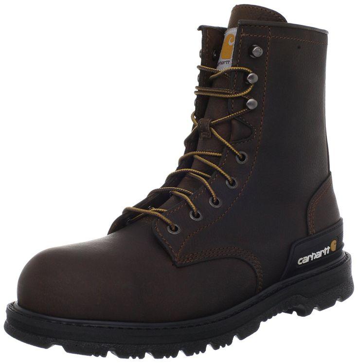 Carhartt Men's CMU8242 Work Boot *** Details can be found  : Carhartt Boots
