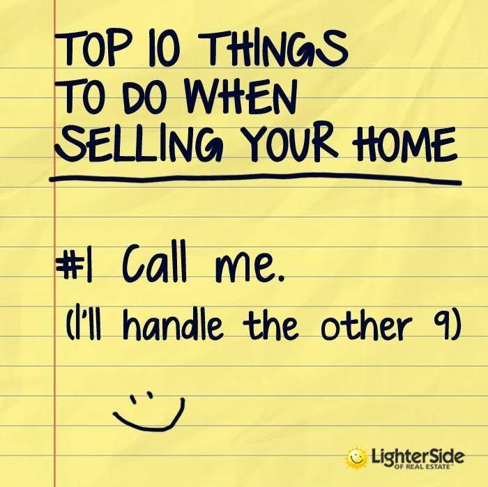 Funny, but SO true! The Lighter Side of Real Estate::