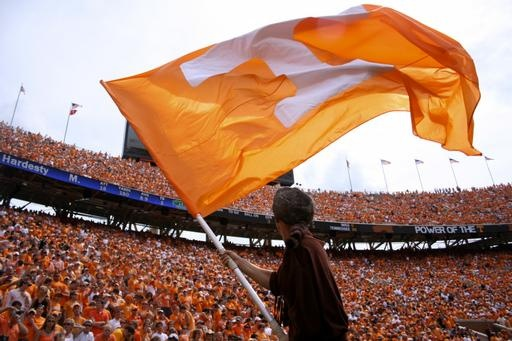 There's an old saying that in the South, football is religion, and every Saturday is a holy day—so Southern Living created these inscribed-in-pigskin imperatives for Game Day... AKA...The 10 commandments of College football.  GO VOLS!!  http://www.southernliving.com/general/10-commandments-of-college-football-fandom-00417000075221/