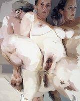 Jenny Saville, 'Reverse', 2002-03, Gagosian Gallery | Artsy
