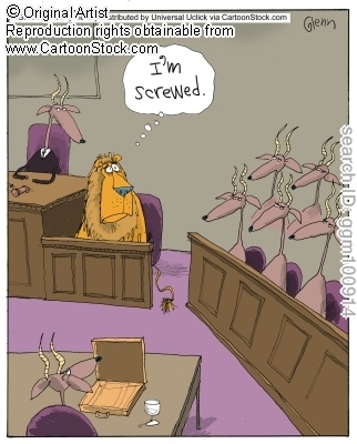 Don't get screwed!  Contact the Ward Law Firm at (770) 383-1973 www.wardlawfirmga.com