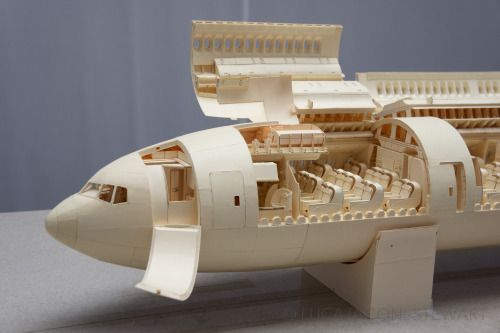 sid - null-scape: fer1972: A Boeing 777 Airliner made...