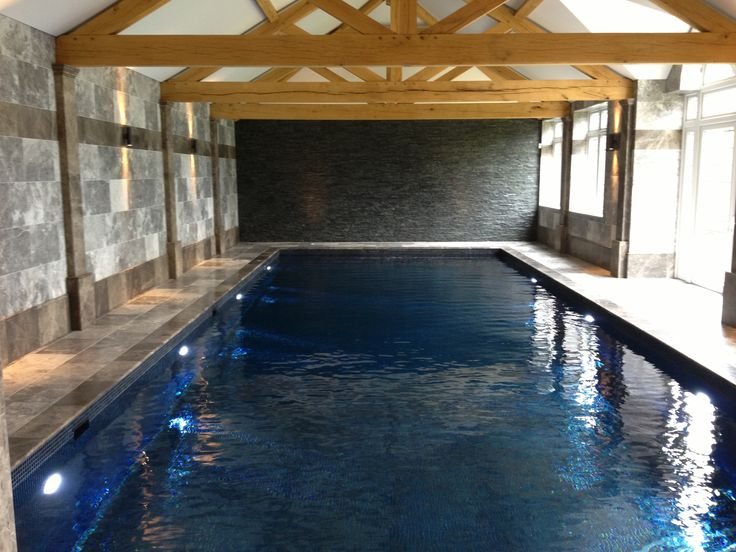 Indoor pool einfamilienhaus  8 best Contemporary Indoor Swimming Pool, Spa Pool and Sauna ...