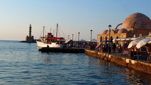 Chania, Create, Greece.