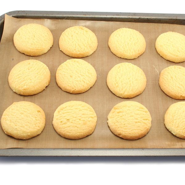 Delicate Lemon Passionfruit Biscuits   #Recipe  #Lighthouse