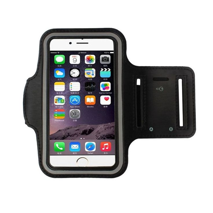 Waterproof Sport Arm Band For iPhone 6 Case For Samsung Galaxy S7 Mobile Phone Bag Running Band Gym Cover for Huawei P8 lite <