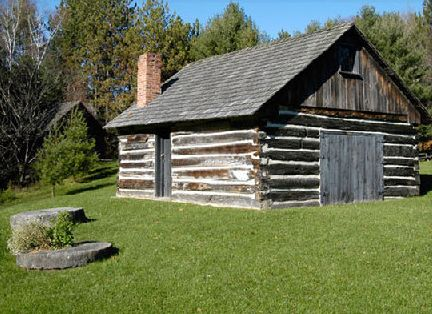 Head Out on a Heritage Tour - photo from O'Hara Mills Homestead & Conservation area #outdoors #heritage #hastingscounty