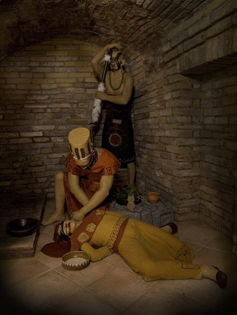 inca human sacrifice - photo #4