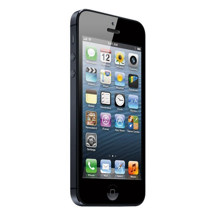 iPhone 5, 32 MB with 8 MP camera and iSight Panorama. http:/