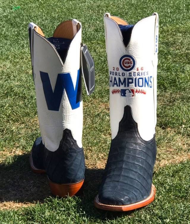 Cubs World Series Boors
