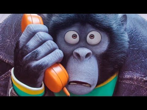 Movie Trailers   #2016 #animation #competi... #film #hd trailer #illumination #movie #official trailer #scarlet johansson #Sing #Sing Trailer #Sing Trailer 2016 #singing #trailer