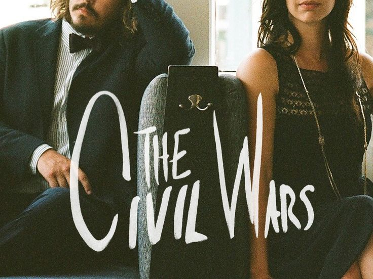Civil Wars. New album out today.. GO GET IT!