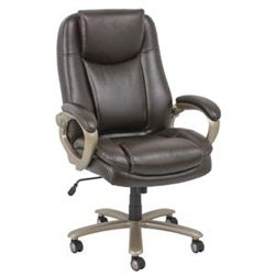 This heavy duty office chair is only $235.99 at OfficeAnything.com and supports users up to 400 pounds.