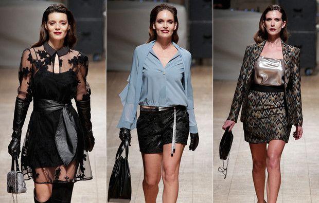 Caras online: Ana Sousa estreia-se no Portugal Fashion
