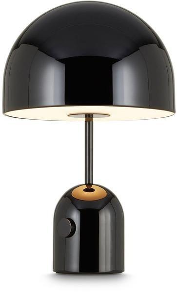 Tom Dixon - Bell Table Light - Black | Bedroom lamps, Lamp ...