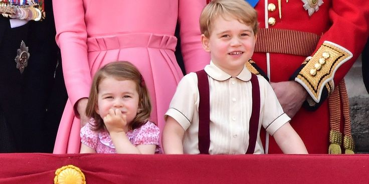 Prince George and Princess Charlotte Will Join William and Kate on Their Next Royal Tour - Cosmopolitan.com