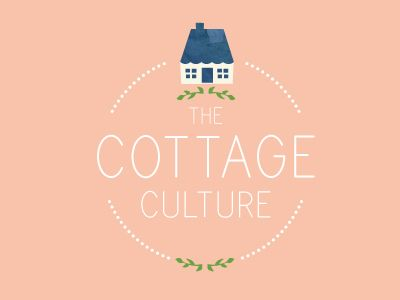 The Cottage Culture Logo 1 by Wita Puspita
