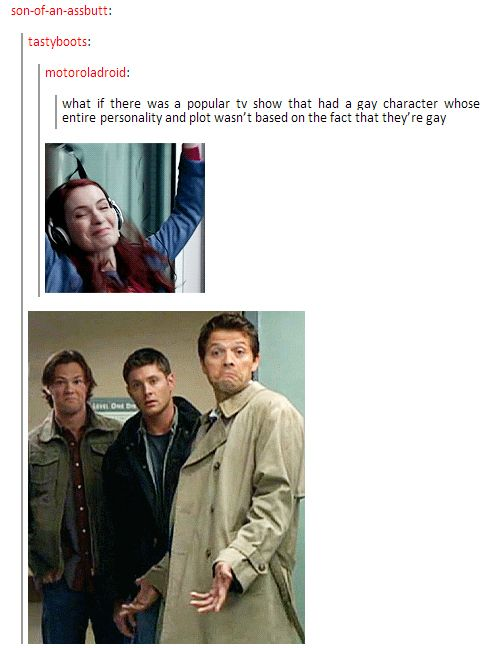 SPN has got this one covered.