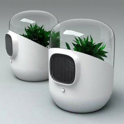Treś cool   Bel Air air purifier - Minimalissimo