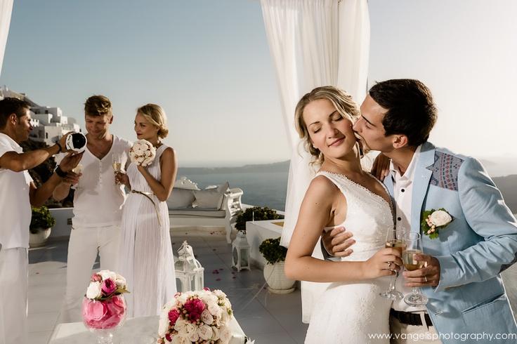 FABIO ZARDI Luxury Floral Design & Wedding Decoration | Wedding at Dana Villas, October 2012