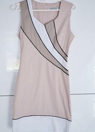 Kup mój przedmiot na #vintedpl http://www.vinted.pl/damska-odziez/sukienki-wieczorowe/11043390-sukienka-matmazel-ala-pudrowy-roz