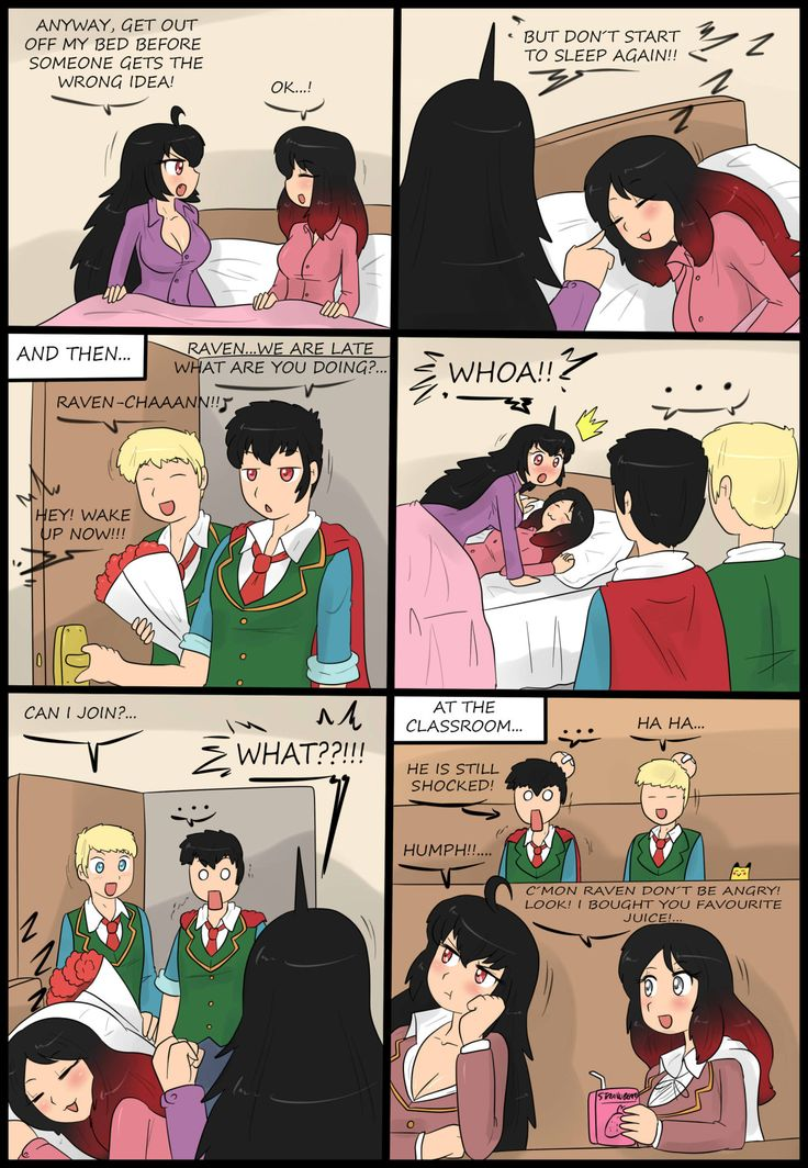 Old times 17 raven so tsundere 3 love these drawings - Ruby rose rule 34 ...