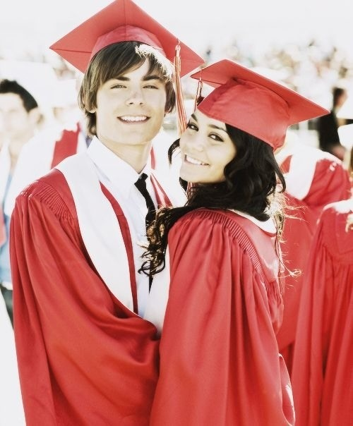 it was Savannah and Jared, now its Troy and Gabriella. my faves<3
