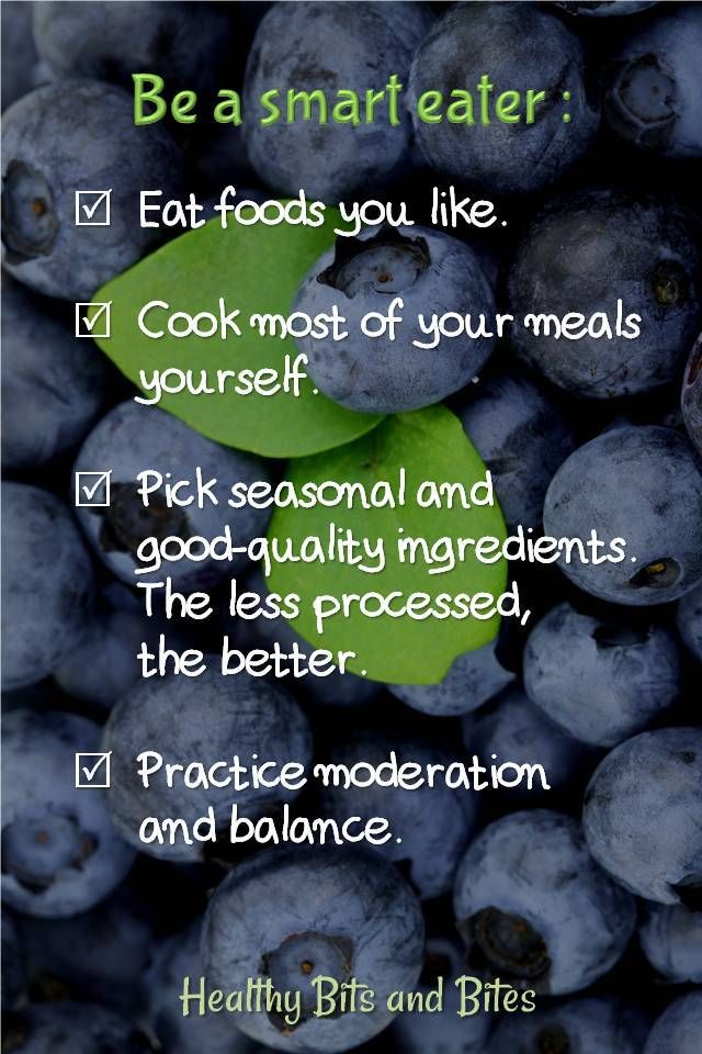 """Tips on smart and mindful eating from the article """"Meet your weight loss buddies!"""" 