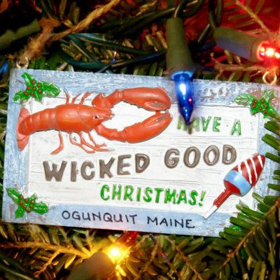 17 best images about maine travel on pinterest lobster for Best christmas towns on east coast