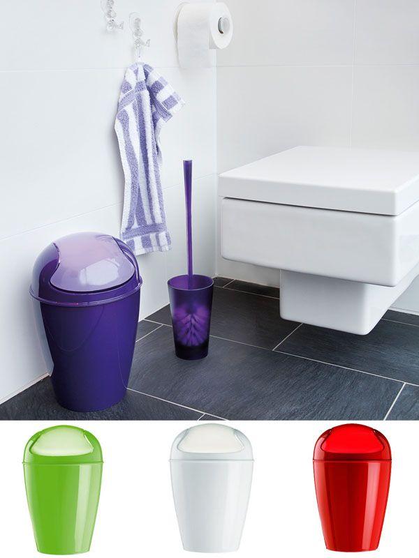 """""""Del S"""" es el papelero con tamaño ideal para el baño. Porque las pequeñas diferencias hacen que los elementos cotidianos sean objetos de diseño. Con """"Del S"""" le darás ese toque de estilo que necesita tu baño. $14,500"""