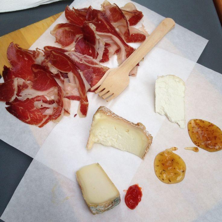 #PataNegra & #cheese - #Brescia