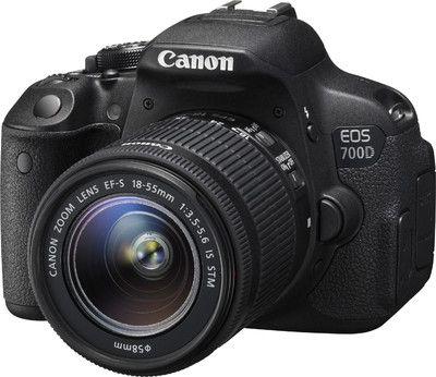 Canon EOS 700D DSLR Camera | Free Online Deals