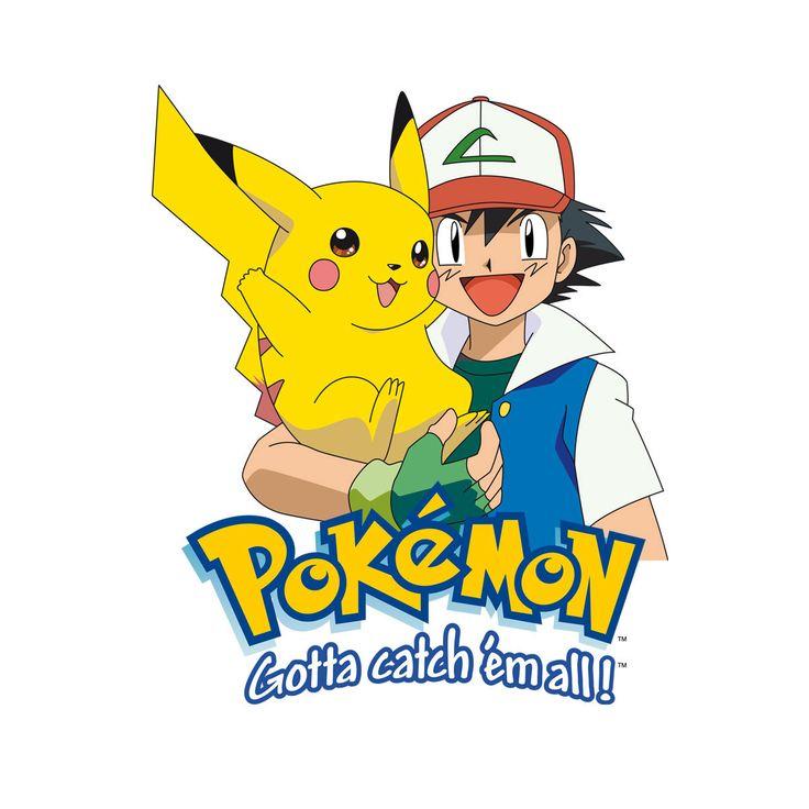 Camiseta niño Pokemon. Ash y Pikachu, amigos Camiseta con la imagen de los inseparables amigos Ash Ketchum y Pikachu, los protagonistas del anime Pokemon, creado por Satoshi Tajiri.