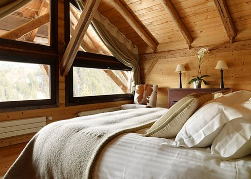 Ferme de Moudon - this is the French Ski Chalet from Grand Designs....love it!