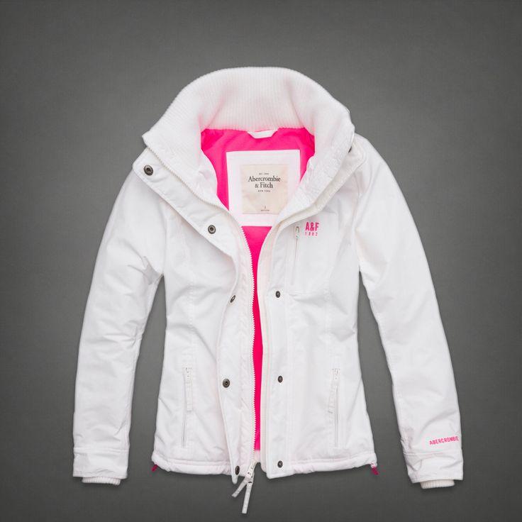 Womens A All-season Weather Warrior Jacket | Womens Outerwear | Abercrombie.com