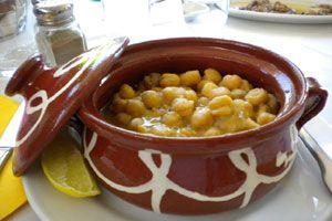 Τραγανά, πικάντικα και πεντανόστιμα ρεβίθια στο φούρνο!! (παραδοσιακό Σίφνου)