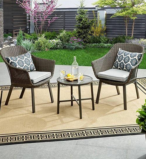 Better Homes And Gardens Cason Cove Contemporary Bistro Set