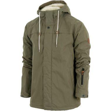 M79-Pile Pocket Jacket - Herre-Forest Green-1542762