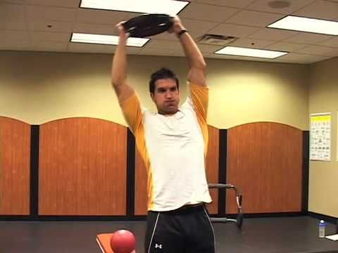 Want to learn more core and lower back exercises? Join my fan page at http://www.VinceDelMonteFanPage.com      Learn the best core strength exercises and core stability exercises.  These are also excellent lower back exercises to add to your core workouts and overall core strengthening.