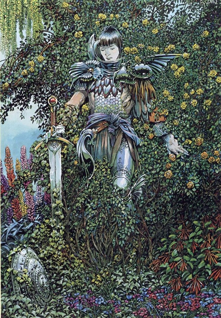 Barry Windsor-Smith ~ the Beguiling for more cool stuff, check out: adamantiumclaws.com #thebeguiling #barrywindsorsmithart #barrysmithart #barrywindsorsmithcomics #comicbook