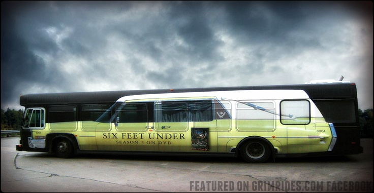 Six Feet Under Hearse: 70 Best The Almighty Hearse Images On Pinterest