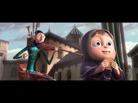 One Man Band Pixar Studios EXCELLENT short film to teach inferring.