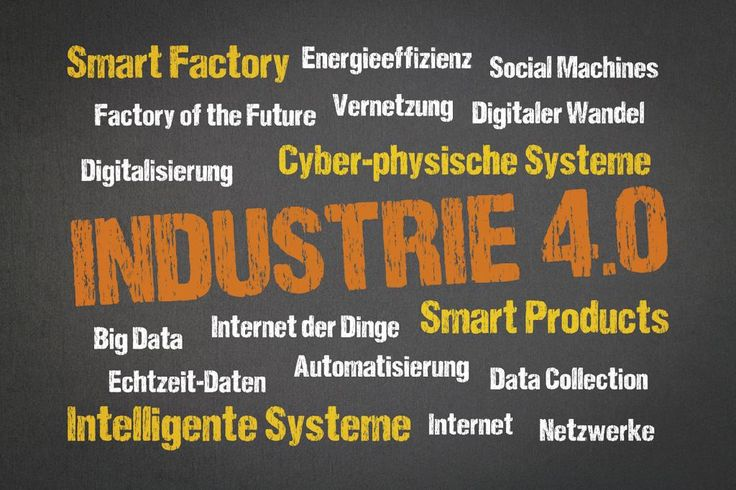 Industrie 4.0 – Eine Definition - all-electronics.de