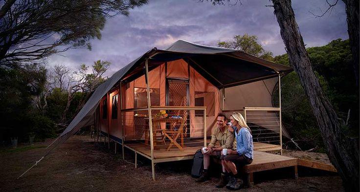 Wilderness Retreats at Wilsons Promontory - Book Online